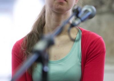 Sonic Bothy & Maggie Nicols at Glasgow Improvisers Orchestra Festival VI