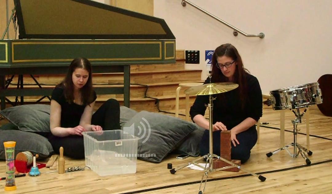 Sound Festival Aberdeen 2014: 3. Materials Pane