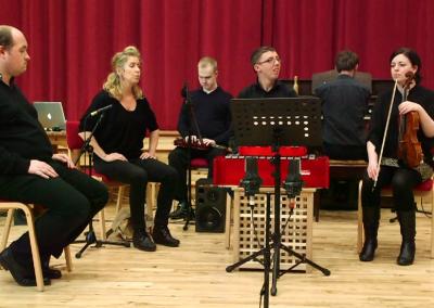 Sound Festival Aberdeen 2014. 1. Vocal Pane