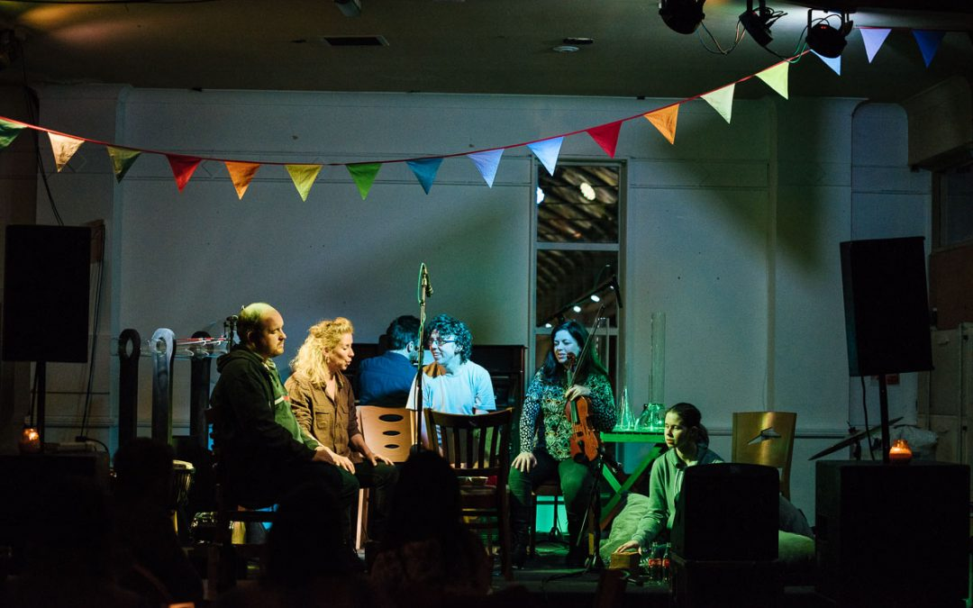Sonic Bothy Ensemble Film at sound Festival – The Resonance is Joy Part 1: Inside Sound Out