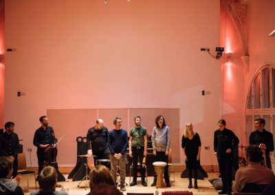 Soic Bothy + The One Ensemble. City Halls Glasgow, December 2017