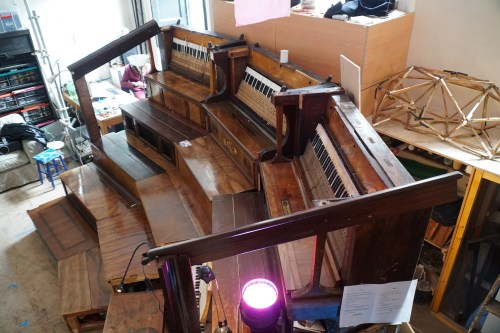Pianodrome  – Edinburgh Festival